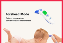 simple life baby thermometer