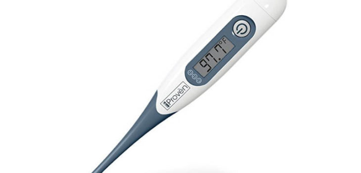 iProven DT probe thermometer - Easy, accurate, fast, oral and rectal