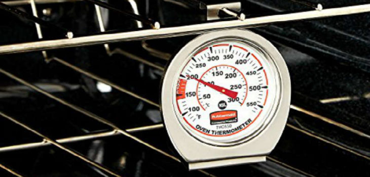 Rubbermaid commercial oven thermometer
