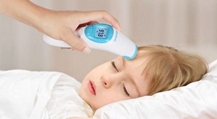 Metene digital infrared non-Contact forehead thermometer review