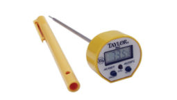 Taylor Commercial Waterproof Digital Cooking Thermometer