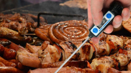 AnPro instant digital cooking thermometer review