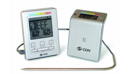CDN wireless probe thermometer & timer review