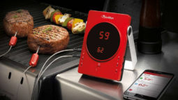 GrillEye GE0001 smart bluetooth grilling & smoking thermometer review