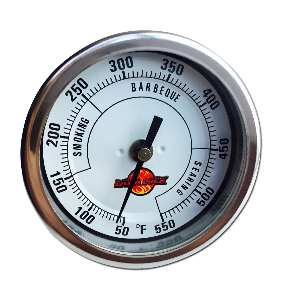 lavalock bbq and smoker thermometer