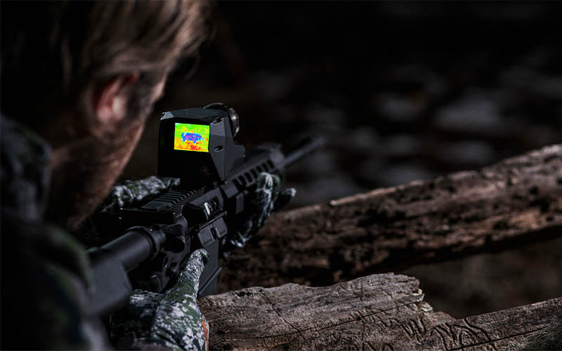 sig sauer thermal imaging scope