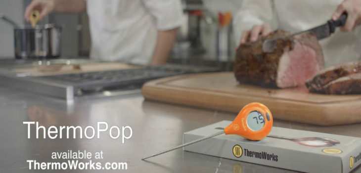 ThermoPro ThermoPop probe meat thermometer