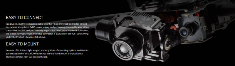 buy a flir thermal drone camera