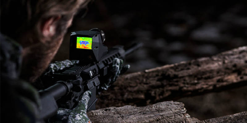 use a thermal night vision scope for hunting